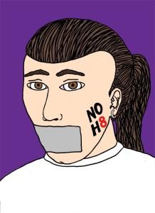 NO H8 Neil