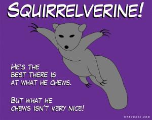 Squirrelverine 2