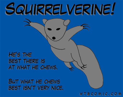 Squirrelverine T