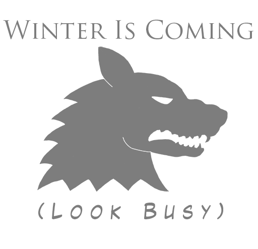 Winter is Coming Icon 512