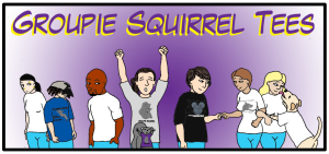 Groupie Squirrel Tees 4