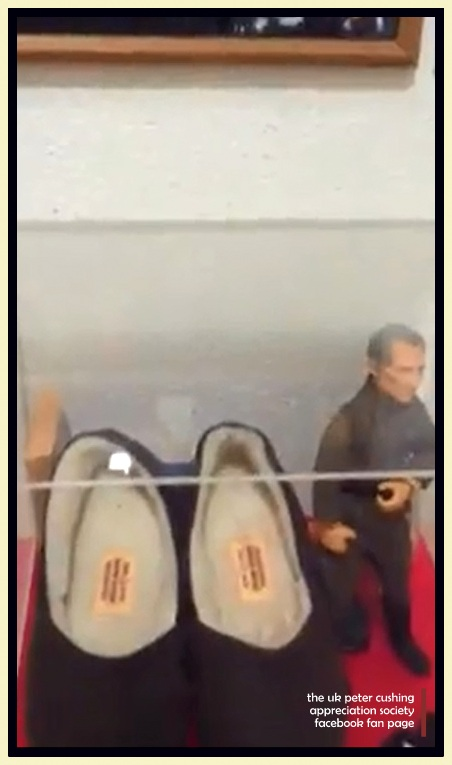 Tarkin Slippers Display